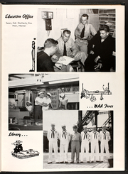 Page 17, 1951 Edition, Bairoko (CVE 115) - Naval Cruise Book online yearbook collection