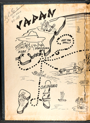 Page 2, 1951 Edition, Bairoko (CVE 115) - Naval Cruise Book online yearbook collection