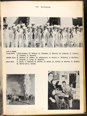 Page 15, 1954 Edition, Barton (DD 722) - Naval Cruise Book online yearbook collection