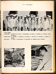Page 17, 1954 Edition, Barton (DD 722) - Naval Cruise Book online yearbook collection