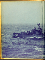 Page 2, 1954 Edition, Barton (DD 722) - Naval Cruise Book online yearbook collection