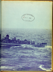 Page 3, 1954 Edition, Barton (DD 722) - Naval Cruise Book online yearbook collection