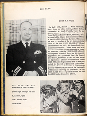 Page 8, 1954 Edition, Barton (DD 722) - Naval Cruise Book online yearbook collection