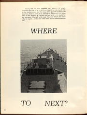 Page 14, 1973 Edition, Belknap (DLG 26) - Naval Cruise Book online yearbook collection
