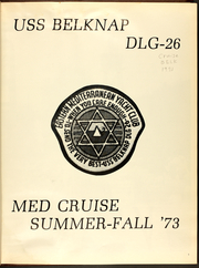 Page 5, 1973 Edition, Belknap (DLG 26) - Naval Cruise Book online yearbook collection