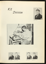Page 14, 1966 Edition, Belmont (AGTR 4) - Naval Cruise Book online yearbook collection