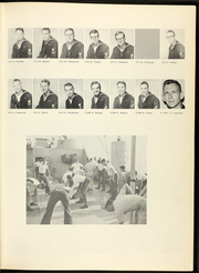 Page 16, 1966 Edition, Belmont (AGTR 4) - Naval Cruise Book online yearbook collection