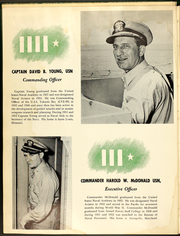 Page 10, 1953 Edition, Bennington (CVA 20) - Naval Cruise Book online yearbook collection