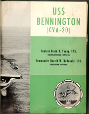 Page 7, 1953 Edition, Bennington (CVA 20) - Naval Cruise Book online yearbook collection