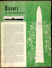 Page 9, 1953 Edition, Bennington (CVA 20) - Naval Cruise Book online yearbook collection
