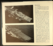 Page 10, 1957 Edition, Bennington (CVA 20) - Naval Cruise Book online yearbook collection