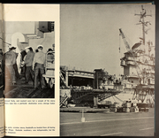 Page 17, 1957 Edition, Bennington (CVA 20) - Naval Cruise Book online yearbook collection