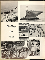 Page 10, 1958 Edition, Bennington (CVA 20) - Naval Cruise Book online yearbook collection