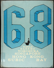 Page 1, 1968 Edition, Bennington (CVA 20) - Naval Cruise Book online yearbook collection