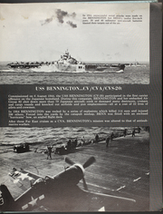 Page 11, 1968 Edition, Bennington (CVA 20) - Naval Cruise Book online yearbook collection