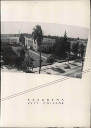 Page 9, 1949 Edition, Pasadena City College - Pageant Yearbook (Pasadena, CA) online yearbook collection