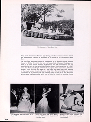 Page 313, 1956 Edition, Pasadena City College - Pageant Yearbook (Pasadena, CA) online yearbook collection