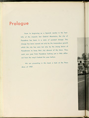 Page 14, 1957 Edition, Pasadena City College - Pageant Yearbook (Pasadena, CA) online yearbook collection