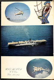 Page 4, 1957 Edition, Boxer (CVS 21) - Naval Cruise Book online yearbook collection