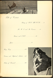 Page 6, 1957 Edition, Boxer (CVS 21) - Naval Cruise Book online yearbook collection