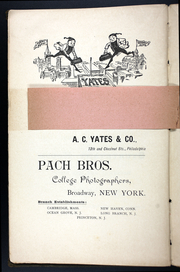 Page 10, 1894 Edition, Princeton University - Nassau Herald Yearbook (Princeton, NJ) online yearbook collection