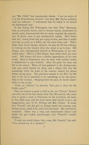 Page 11, 1903 Edition, Princeton University - Nassau Herald Yearbook (Princeton, NJ) online yearbook collection