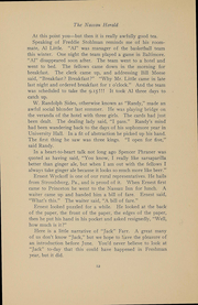 Page 14, 1909 Edition, Princeton University - Nassau Herald Yearbook (Princeton, NJ) online yearbook collection