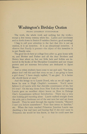Page 7, 1909 Edition, Princeton University - Nassau Herald Yearbook (Princeton, NJ) online yearbook collection