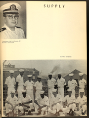 Page 10, 1966 Edition, Bridget (DE 1024) - Naval Cruise Book online yearbook collection