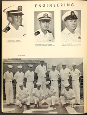Page 11, 1966 Edition, Bridget (DE 1024) - Naval Cruise Book online yearbook collection