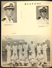 Page 7, 1966 Edition, Bridget (DE 1024) - Naval Cruise Book online yearbook collection
