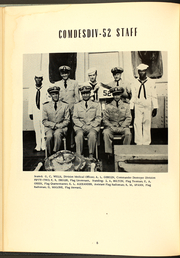 Page 10, 1953 Edition, Brinkley Bass (DD 887) - Naval Cruise Book online yearbook collection