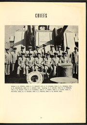 Page 11, 1953 Edition, Brinkley Bass (DD 887) - Naval Cruise Book online yearbook collection