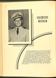 Page 8, 1953 Edition, Brinkley Bass (DD 887) - Naval Cruise Book online yearbook collection
