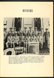 Page 9, 1953 Edition, Brinkley Bass (DD 887) - Naval Cruise Book online yearbook collection