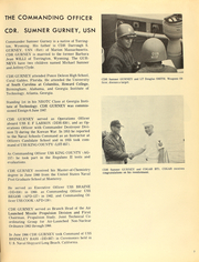 Page 11, 1967 Edition, Brinkley Bass (DD 887) - Naval Cruise Book online yearbook collection