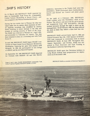 Page 14, 1967 Edition, Brinkley Bass (DD 887) - Naval Cruise Book online yearbook collection
