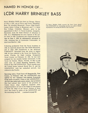 Page 15, 1967 Edition, Brinkley Bass (DD 887) - Naval Cruise Book online yearbook collection
