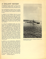 Page 7, 1967 Edition, Brinkley Bass (DD 887) - Naval Cruise Book online yearbook collection