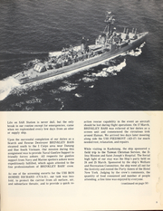 Page 9, 1967 Edition, Brinkley Bass (DD 887) - Naval Cruise Book online yearbook collection
