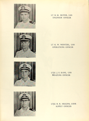 Page 11, 1968 Edition, Brister (DER 327) - Naval Cruise Book online yearbook collection