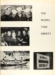 Page 15, 1968 Edition, Brister (DER 327) - Naval Cruise Book online yearbook collection