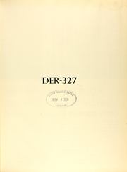 Page 5, 1968 Edition, Brister (DER 327) - Naval Cruise Book online yearbook collection