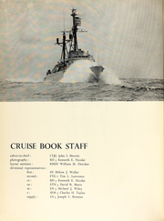 Page 6, 1968 Edition, Brister (DER 327) - Naval Cruise Book online yearbook collection