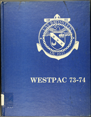 Page 1, 1974 Edition, Bronstein (DE 1037) - Naval Cruise Book online yearbook collection