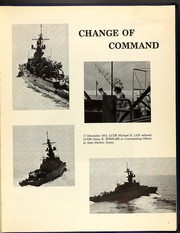 Page 11, 1974 Edition, Bronstein (DE 1037) - Naval Cruise Book online yearbook collection