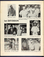 Page 16, 1974 Edition, Bronstein (DE 1037) - Naval Cruise Book online yearbook collection