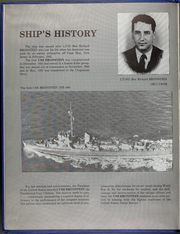 Page 8, 1974 Edition, Bronstein (DE 1037) - Naval Cruise Book online yearbook collection