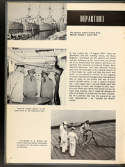 Page 10, 1955 Edition, Brownson (DD 868) - Naval Cruise Book online yearbook collection
