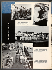 Page 12, 1955 Edition, Brownson (DD 868) - Naval Cruise Book online yearbook collection